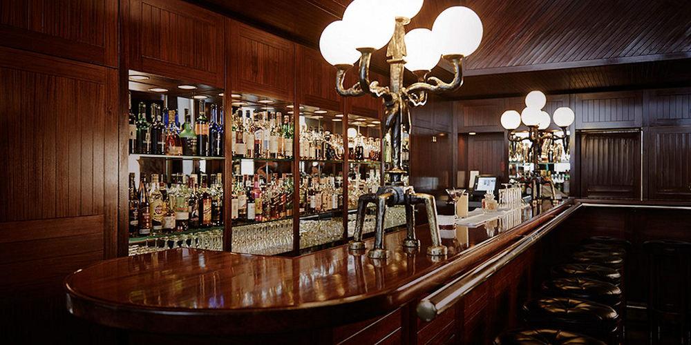 Best Bars Zurich ~ Kronenhalle / Photo: kronenhalle.ch