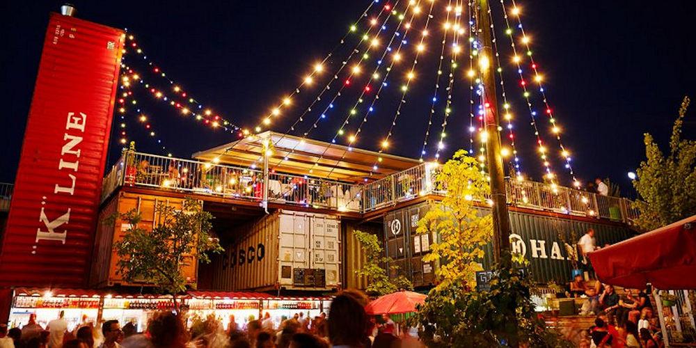 Best Bars Europe ~ Frau Gerolds Garten / Photo: fraugerold.ch