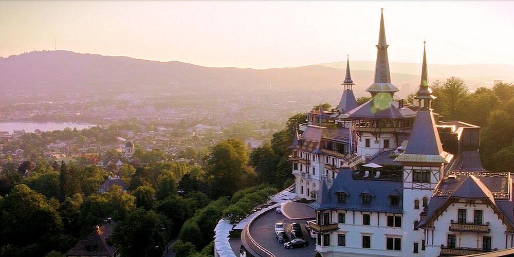 Best Bars Zurich ~ Dolder Grand / Photo: thedoldergrand.com