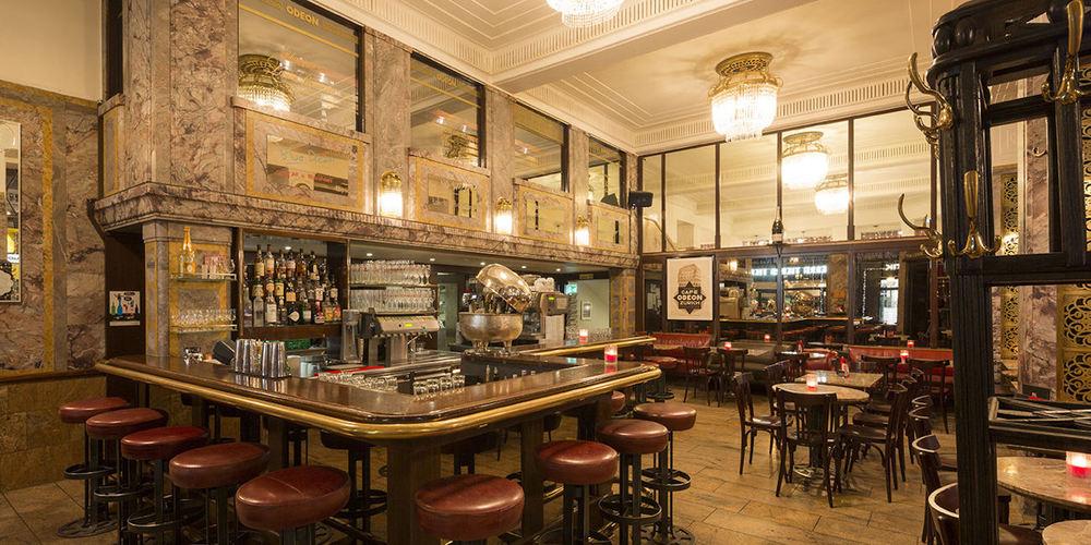 Best BArs Zurich ~ Cafe Odeon / Photo: odeon.ch