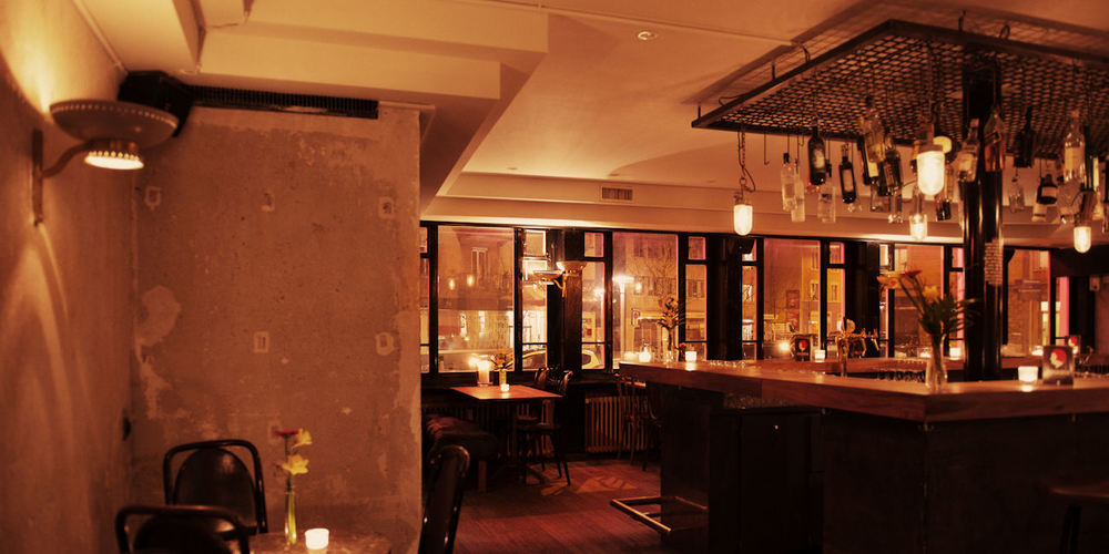 Best Bars Zurich ~ Raygrodski / Photo: raygrodski.ch