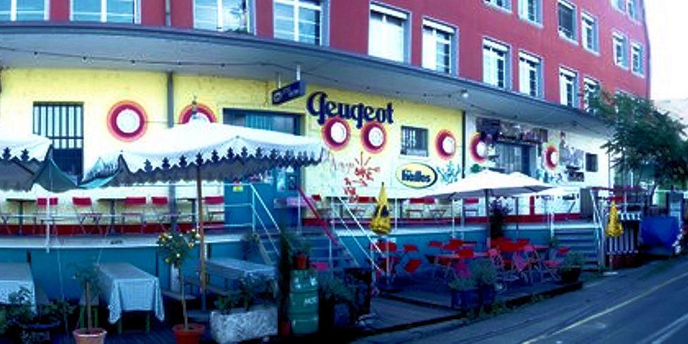 Best Bars Zurich ~ Les Halles / Photo: Facebook Restaurant-les-Halles
