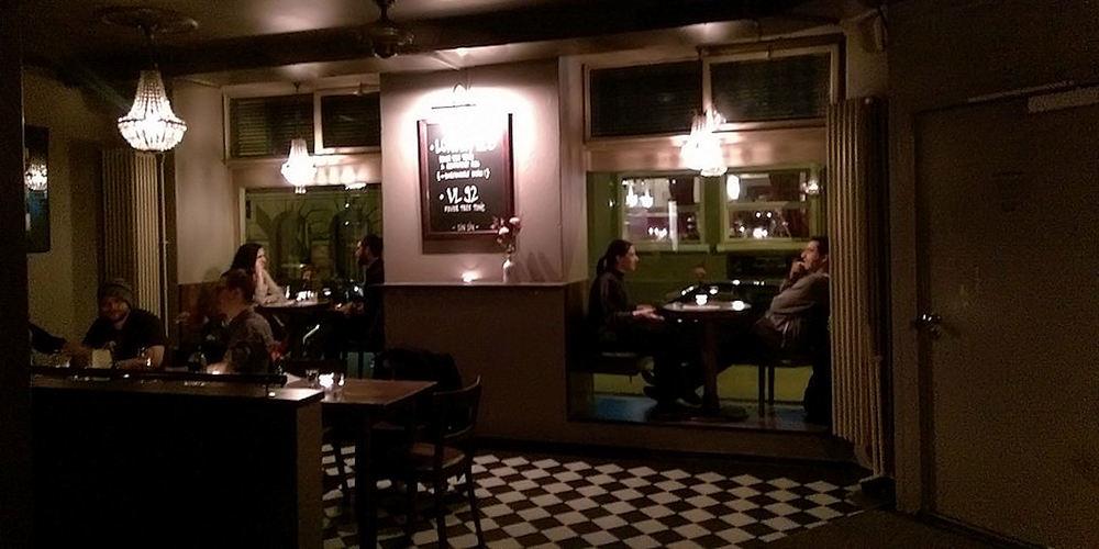 Best Bars Zurich ~ Dante