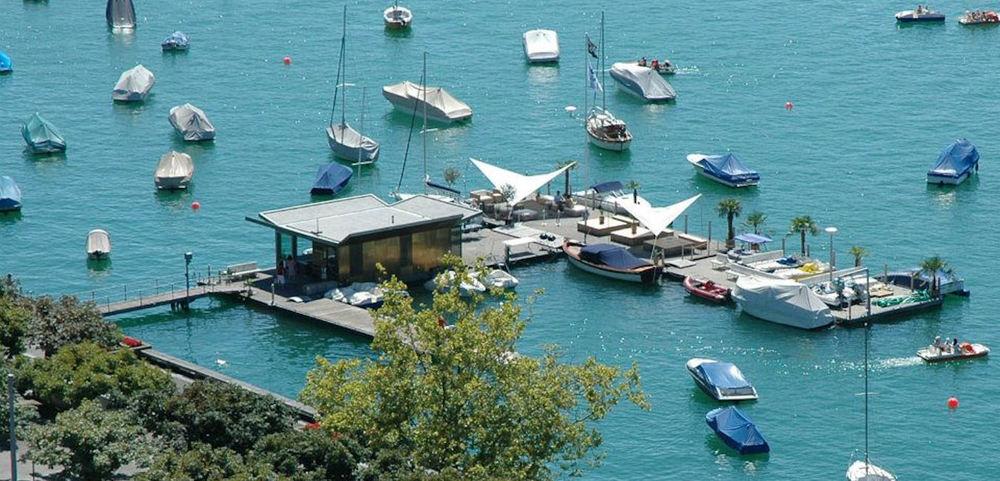 Best Bars Zurich ~ Lago / Photo: Facebook LagoDasNautischeZentrumZuerich