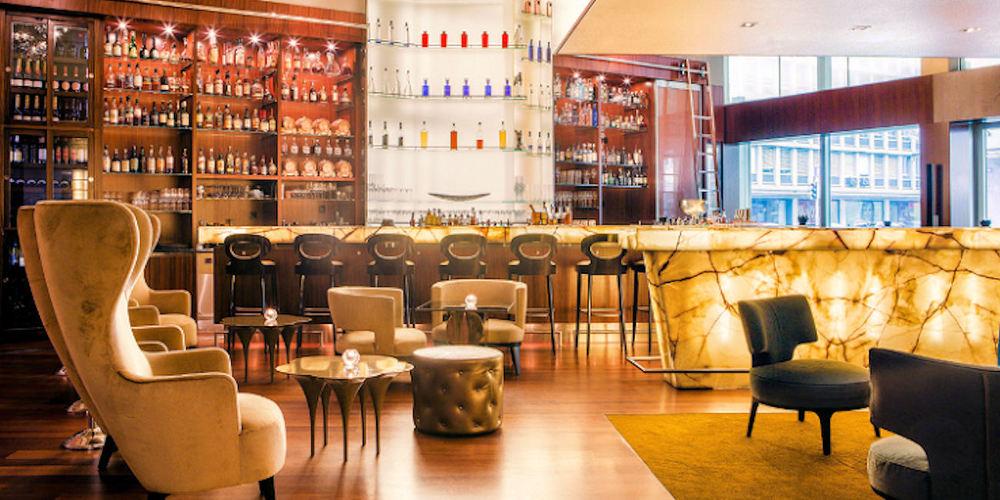 Best Bars Zurich ~ Onyx Bar / Photo: zurich.park.hyatt.com