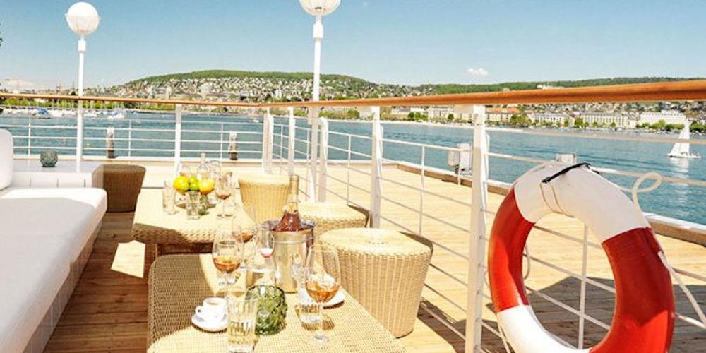 Best Bars Zurich ~ Quai 61 / Photo: quai61.ch