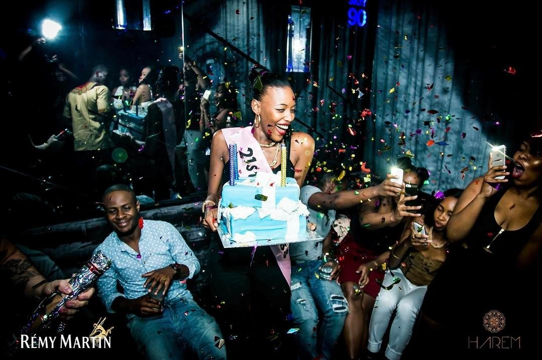 CELEBRATE WITH A TOUCH OF CLASS   @harem_sa