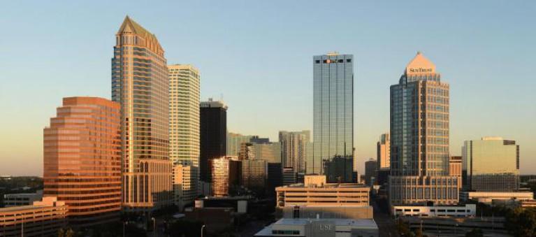 Downtown Tampa l    © Alvesgaspar/WikiCommons
