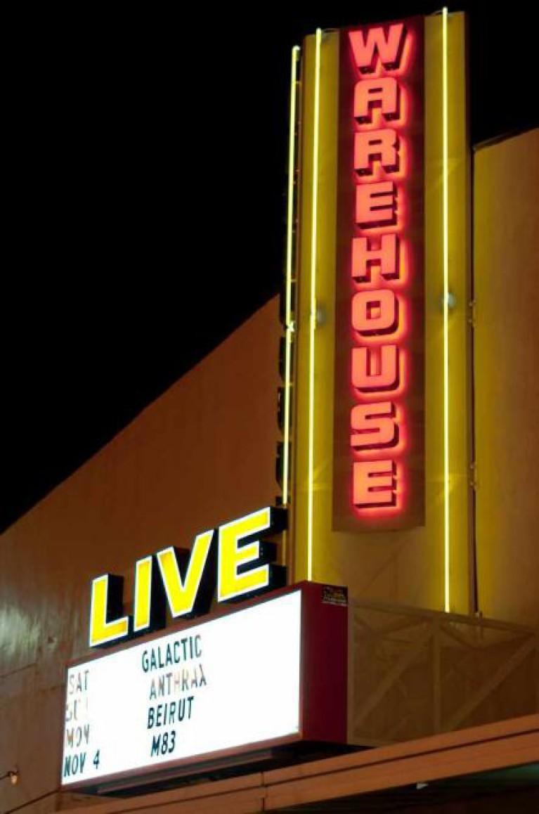 Warehouse Live |  © Nicholas Zalud/Flickr