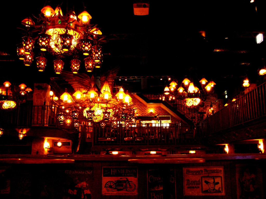 nightclub | © electricnude / Flickr