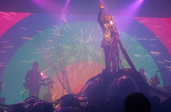 Source:   Flickr  , Flaming lips