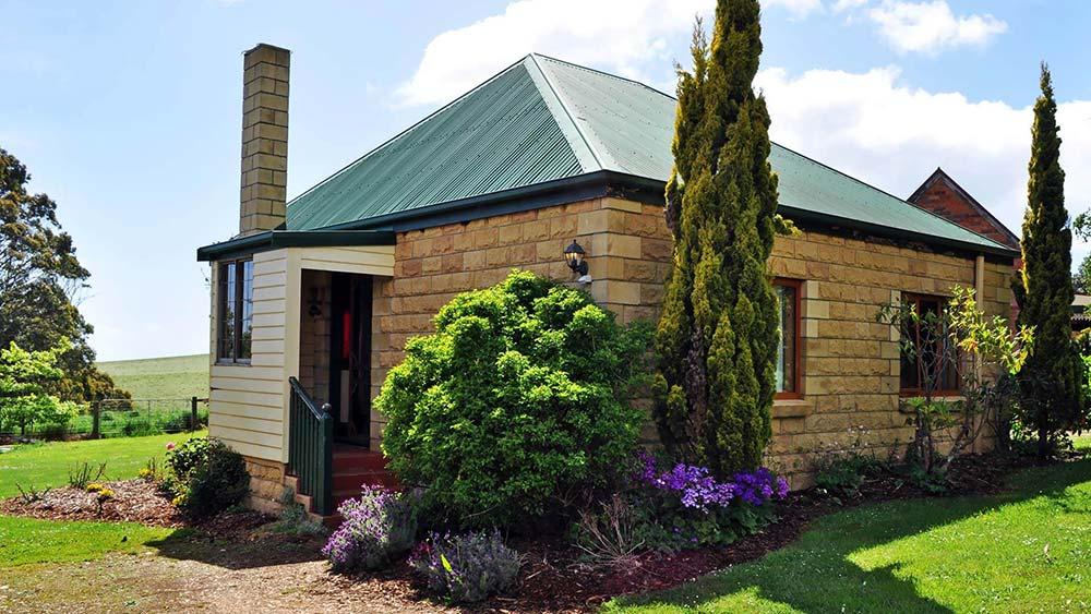 Aunt Aggie's Cottage -