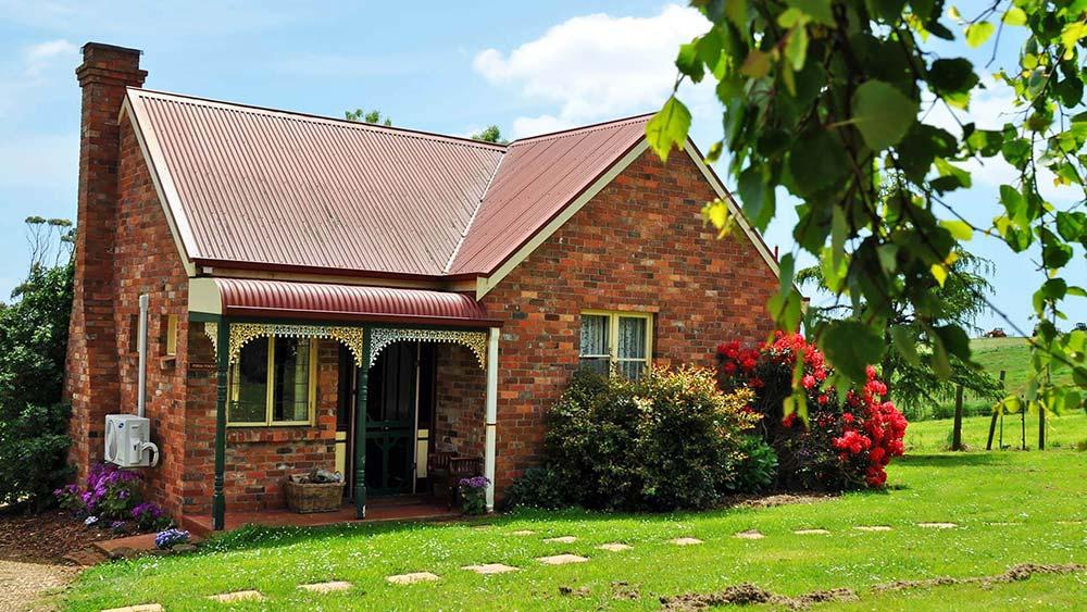 Miss Maude's Cottage -