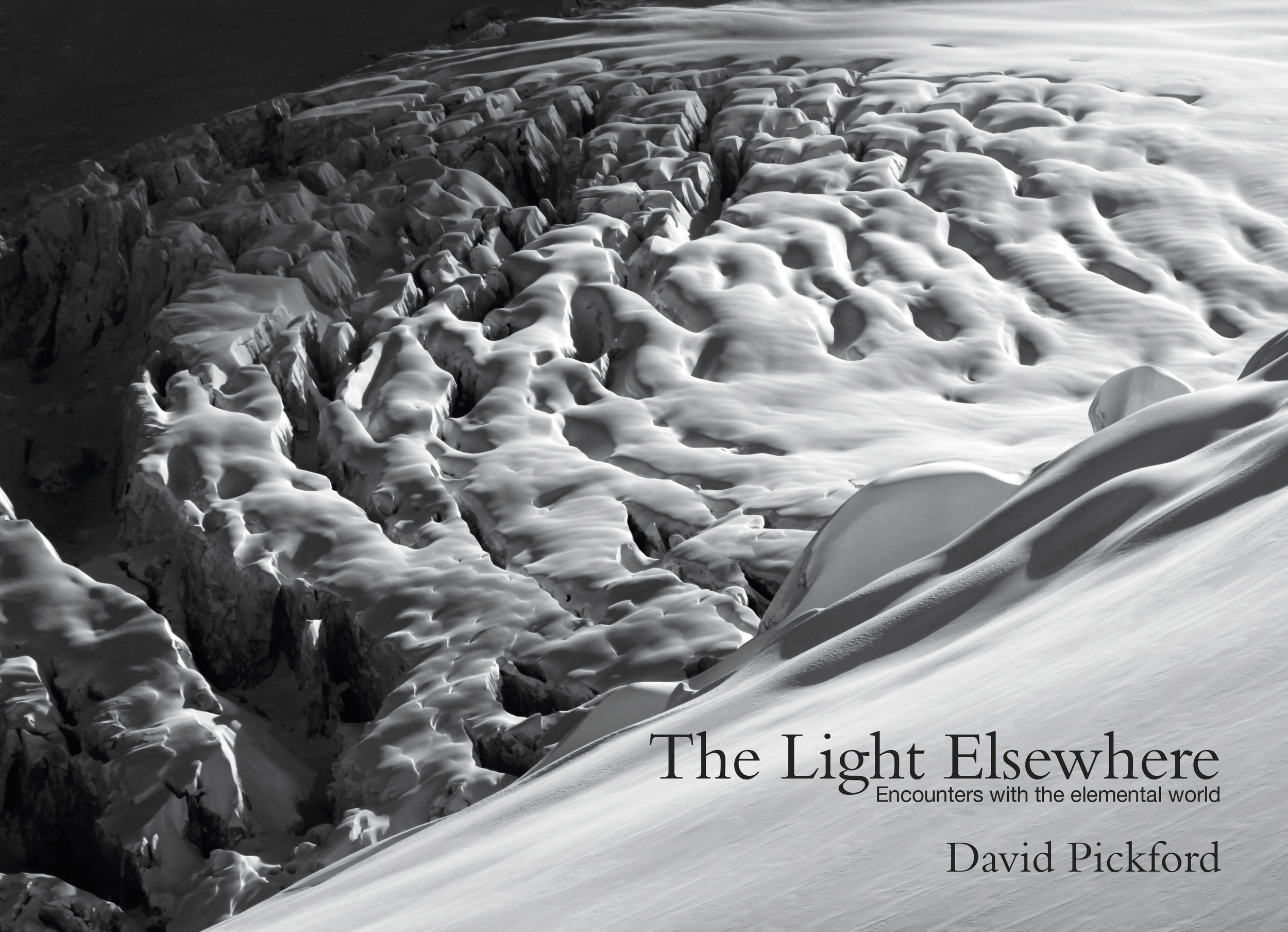 """""""Aside from being beautiful, it is also thought-provoking, highly intelligent, and immensely cultured in ways we might not expect from a book dealing for the most part with the nomadic, physical culture of international rock climbing.""""  - Award-winning writer Jim Perrin reviewing The Light Elsewhere: Encounters with the Elemental World"""