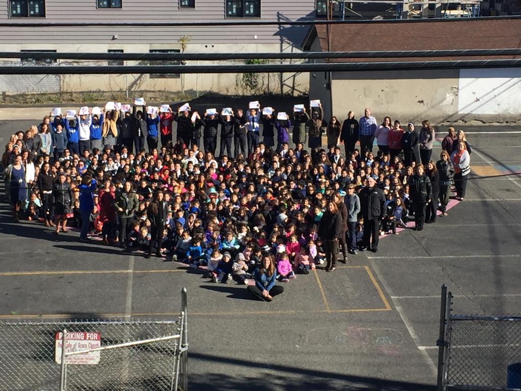 Fr. Peter Sticco & Our Lady of Grace Academy, Fairfiew, New Jersey USA