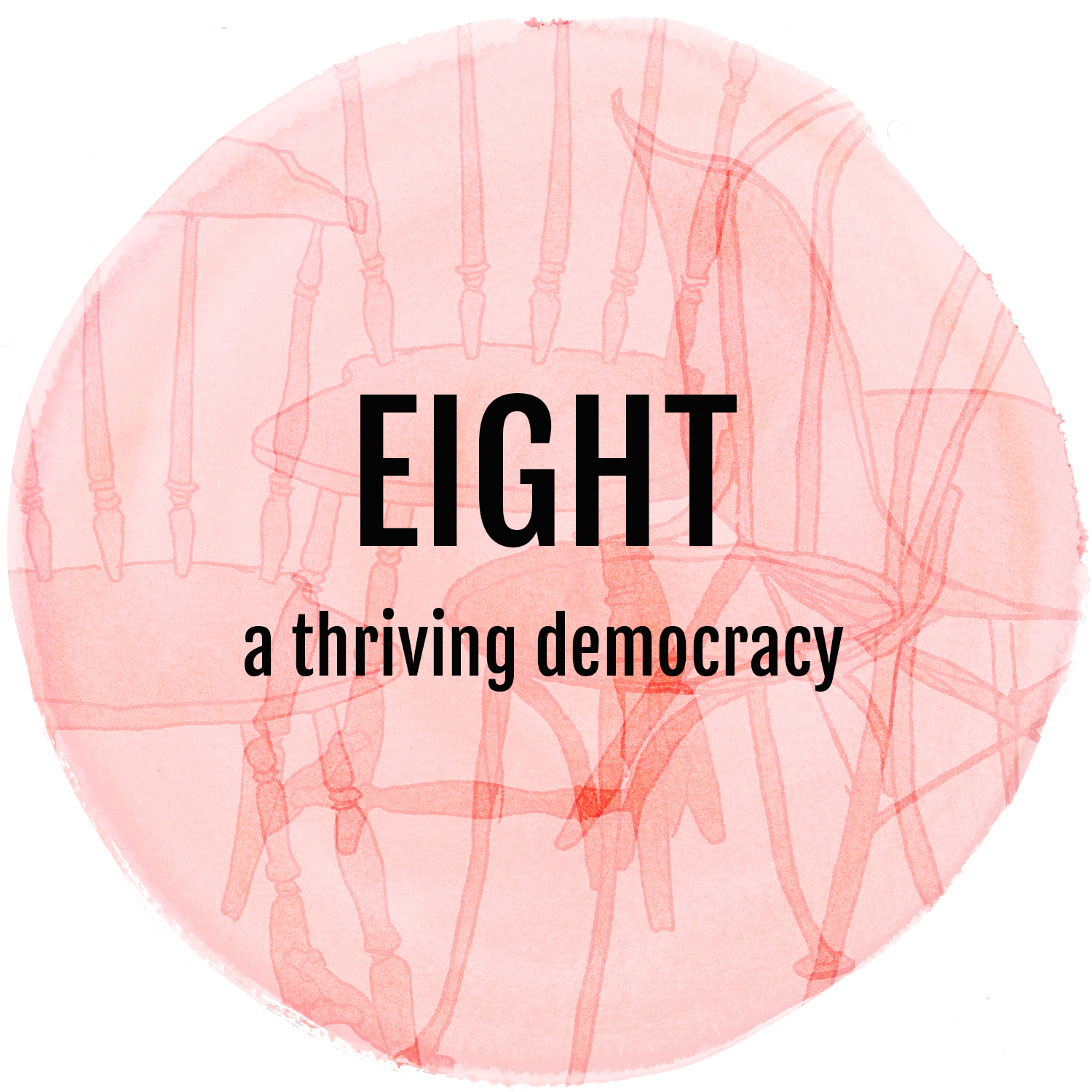 - Our government exists for the people. Because we value a strong democracy we are engaged and thoughtful citizens. We know how democracy works and we are confident to play our part in large and small ways.Click on the image to read more...