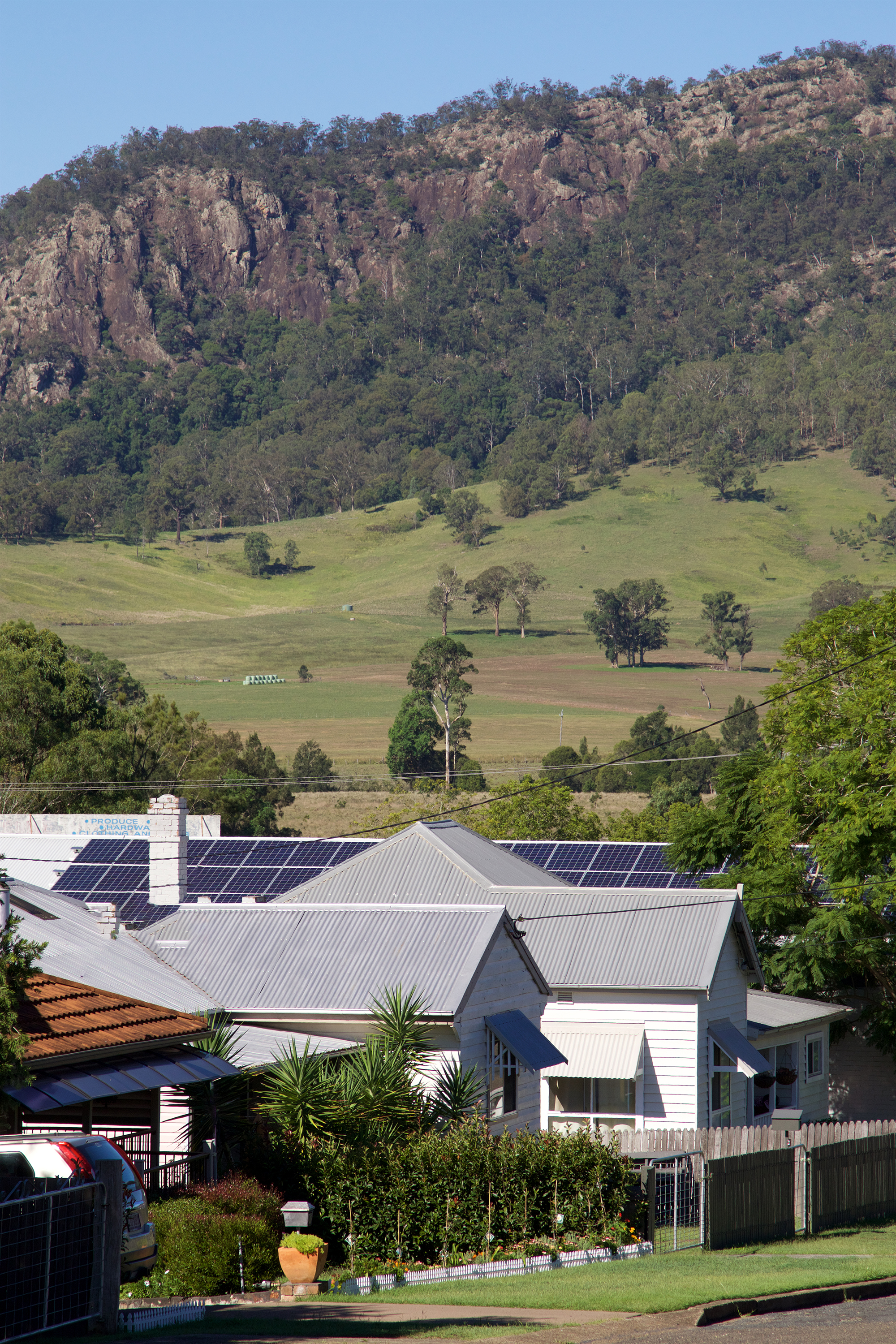 The beautiful (and protected!) hills of Gloucester, NSW