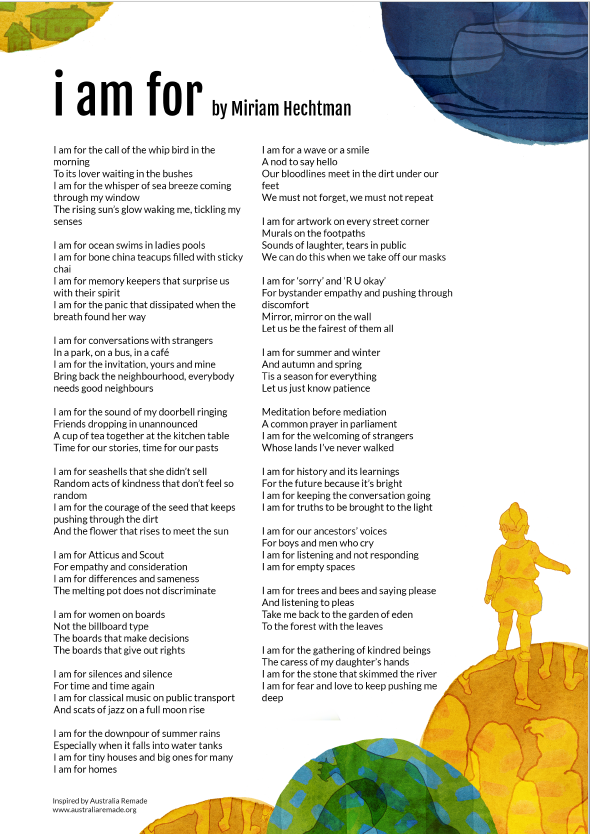Click the image to download a PDF of Miriam's poem