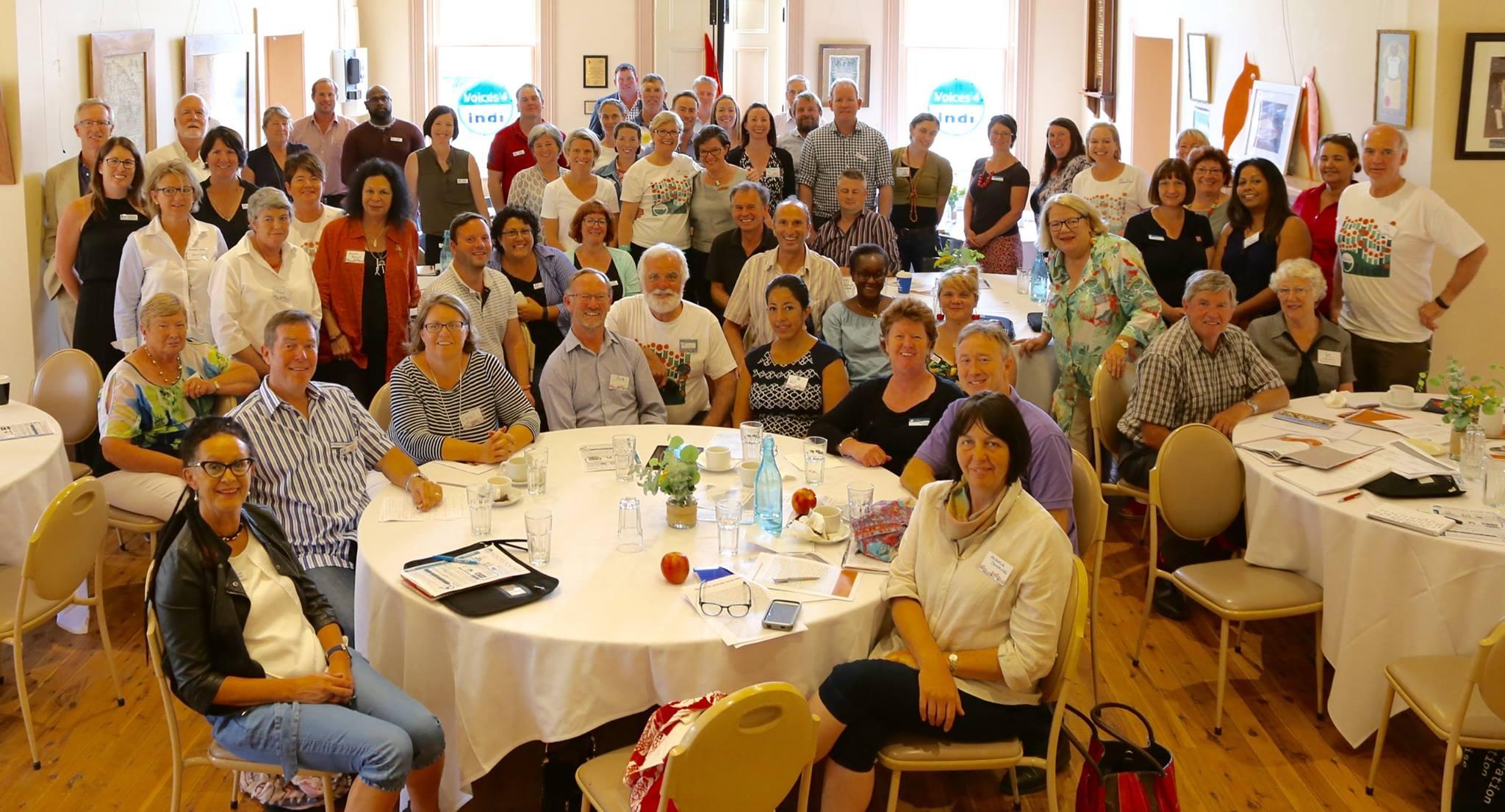 A V4i community gathering