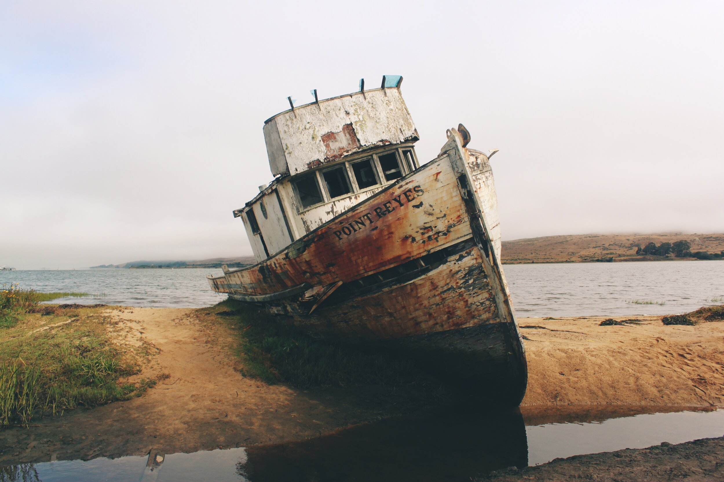 Are we shipwrecked?