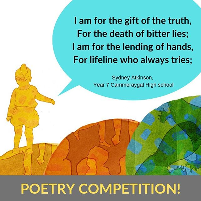 ❤️ We're getting some brilliant entries into our poetry competition! ❤️ . Don't forget that entries are now open for the inaugural Australia reMADE poetry competition - I AM FOR. . Every day we have the opportunity to ask ourselves, what am I for? What moves me? What inspires me? What makes my heart soar? What does the Australia of my dreams look like? What brings me joy? . Anyone living in Australia is welcome to enter and we encourage people of all ages and all skill levels to participate. After all, we're for participation and beauty wherever it comes from! . Entries to be received by midnight November 7. Prizes to be won! . See our website for more details 👉 www.australiaremade.org/poetry-competition or follow the links in our bio. . . . . . #australiaremade #poetry #womenwhowrite #australianpoets #poems #iamfor #poetrycompetition #poetrycommunity #poetsofinstagram