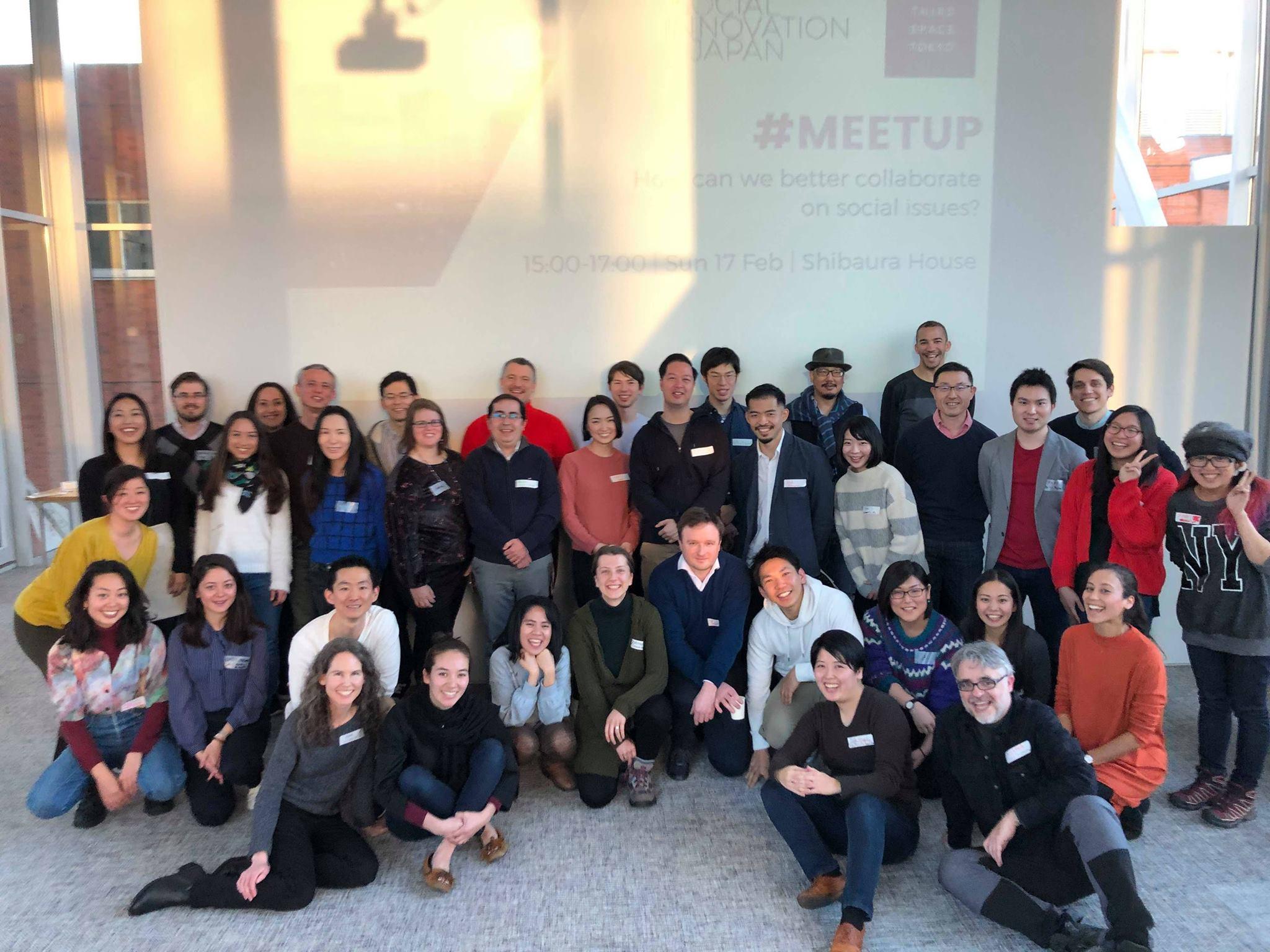 Collaboration Social Innovation Japan