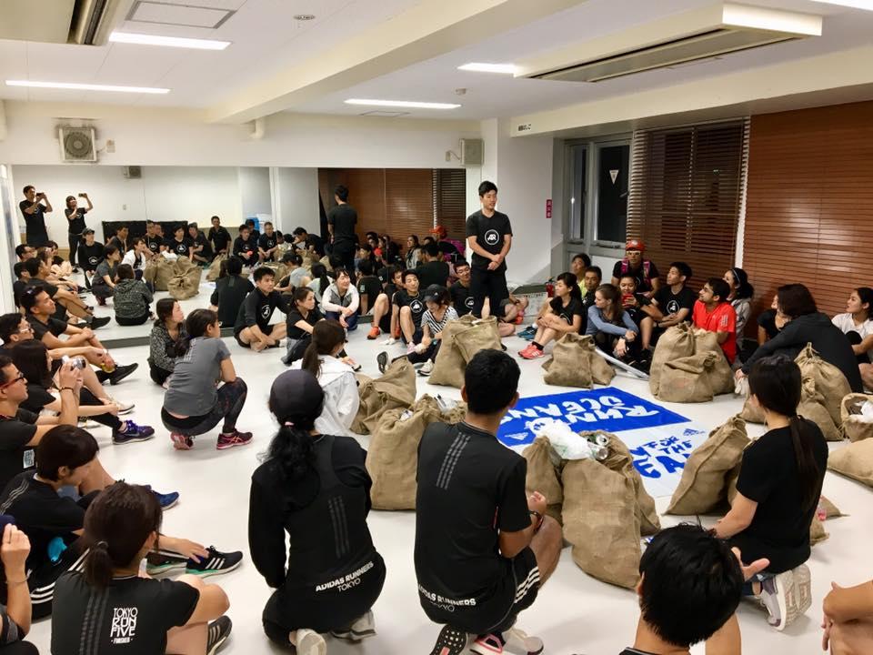 東京都新宿区での「プロギング」 Plogging in Shinjuku, Tokyo!
