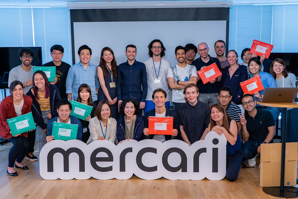Mercari launched a new eco-friendly package that reduces the need for plastic, cardboard and paper packaging.