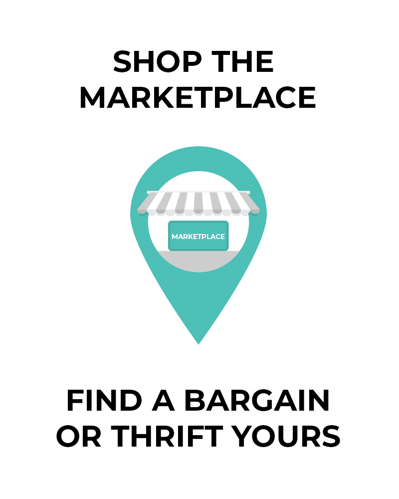 See our online marketplace for Thrift Gifts delivered to your door!