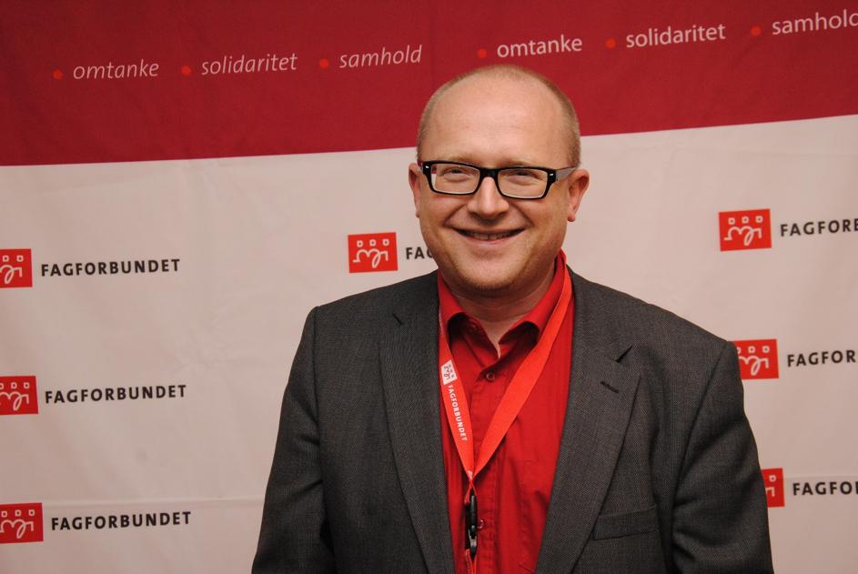 Foto: Fagforbundet