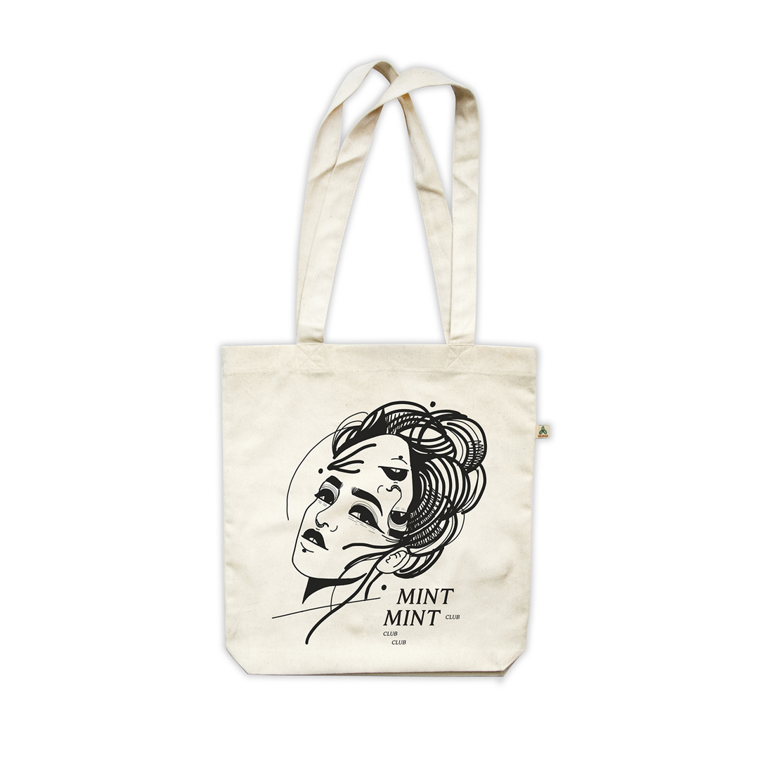 RecycelteTote-Bags - 60% recycelte Bio-Baumwolle40% recyceltes Polyester€ 14,90 inkl. MwSt.