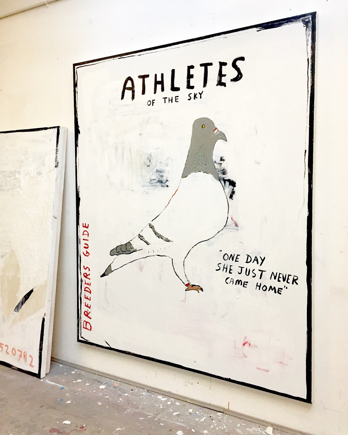 Richie Culver - Latest Work - Athletes of the Sky