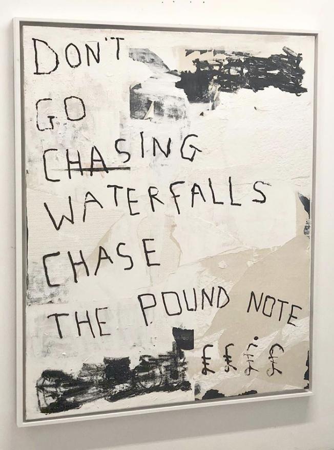 Richie Culver - Latest Work - Don't Go Chasing Waterfalls
