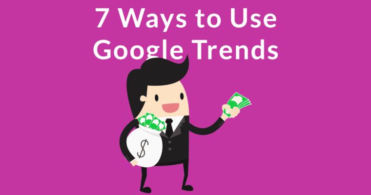 Google Trends illustration