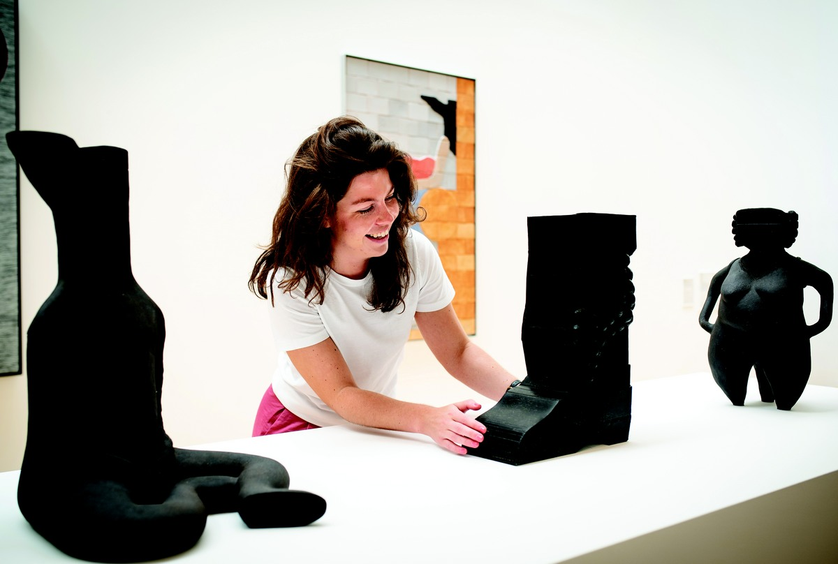 - Emily Butler, Curator of the Whitechapel Gallery, discusses the high points and challenges of her career in art.