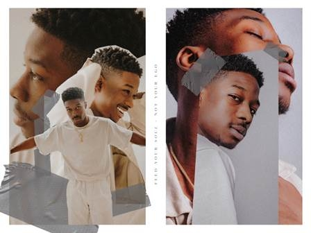 Collage of Lamar johnson images