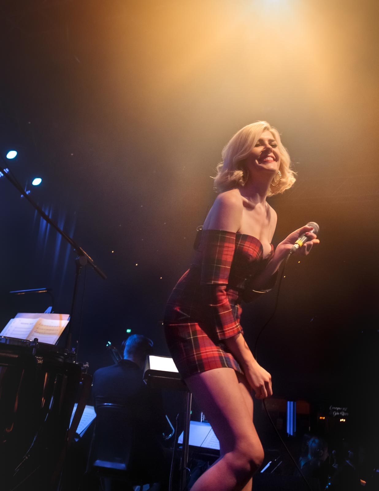 Vocalist Gemma Sugrue