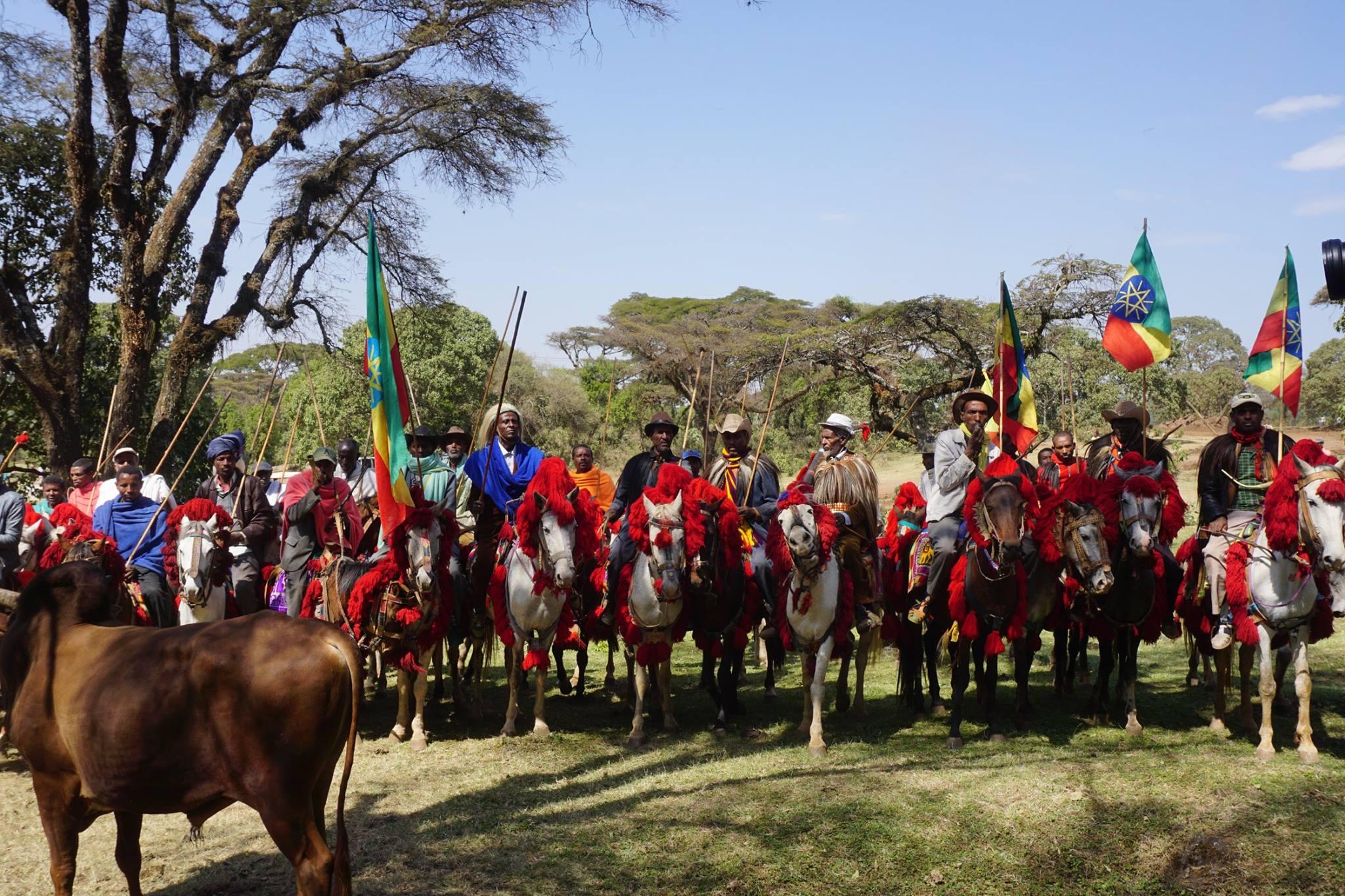 Gimjabet procession
