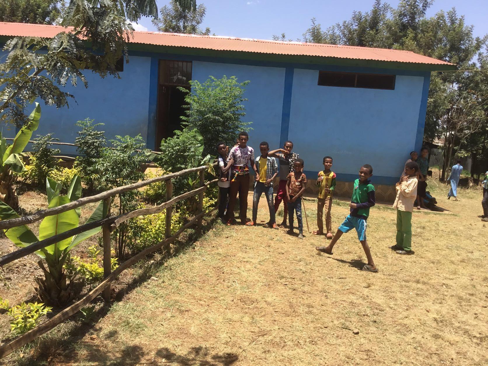 Wotet Abay Elementary School