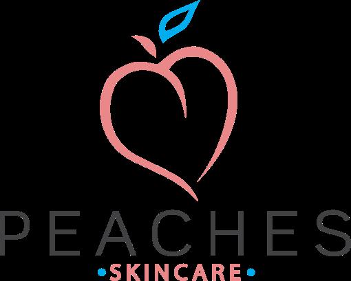 Peaches Skin Care Logo