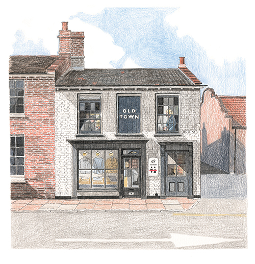 NEW – Old Town, Holt