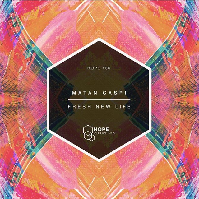 """Now over to @matan.caspi.music and the near perfect track """"Fresh New Life"""" a wonderfully melodic piece of house.  Hope 135 """"Fresh New Life/Brushstrokes"""" released 24th August 2018.  #progressivehouse #housemusic #hoperecordings #bristol"""