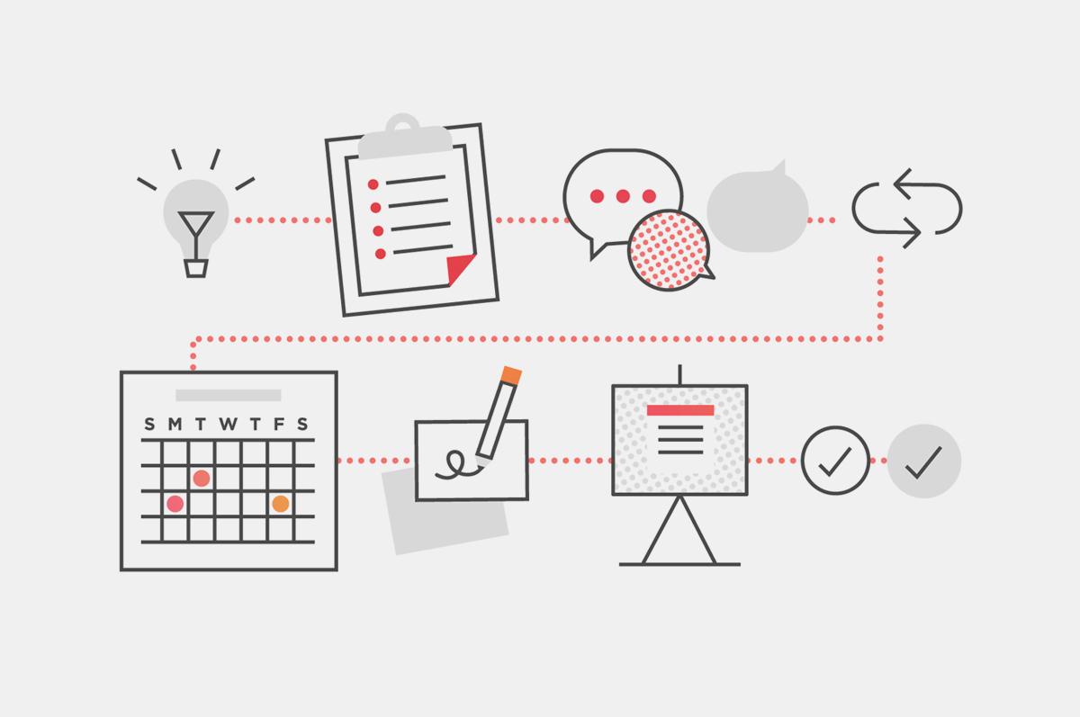 Workflow Scan - We analyseren je interne workflow en brengen in kaart waar er potentieel is om kwaliteit, tijd en productiviteit te winnen. We stellen een implementatieprogramma op om stapsgewijs je team performance op te drijven.