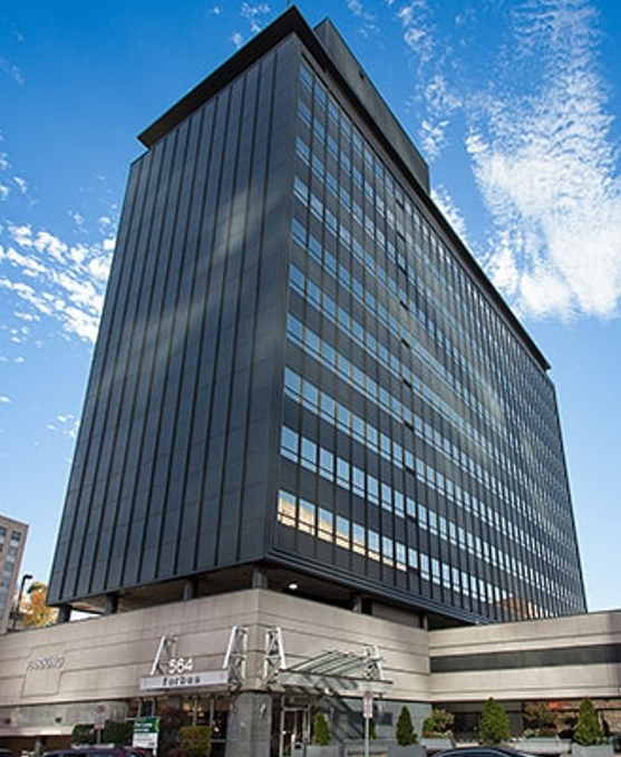 Class B Office Building    107,051 RSF    Acquired in 2018