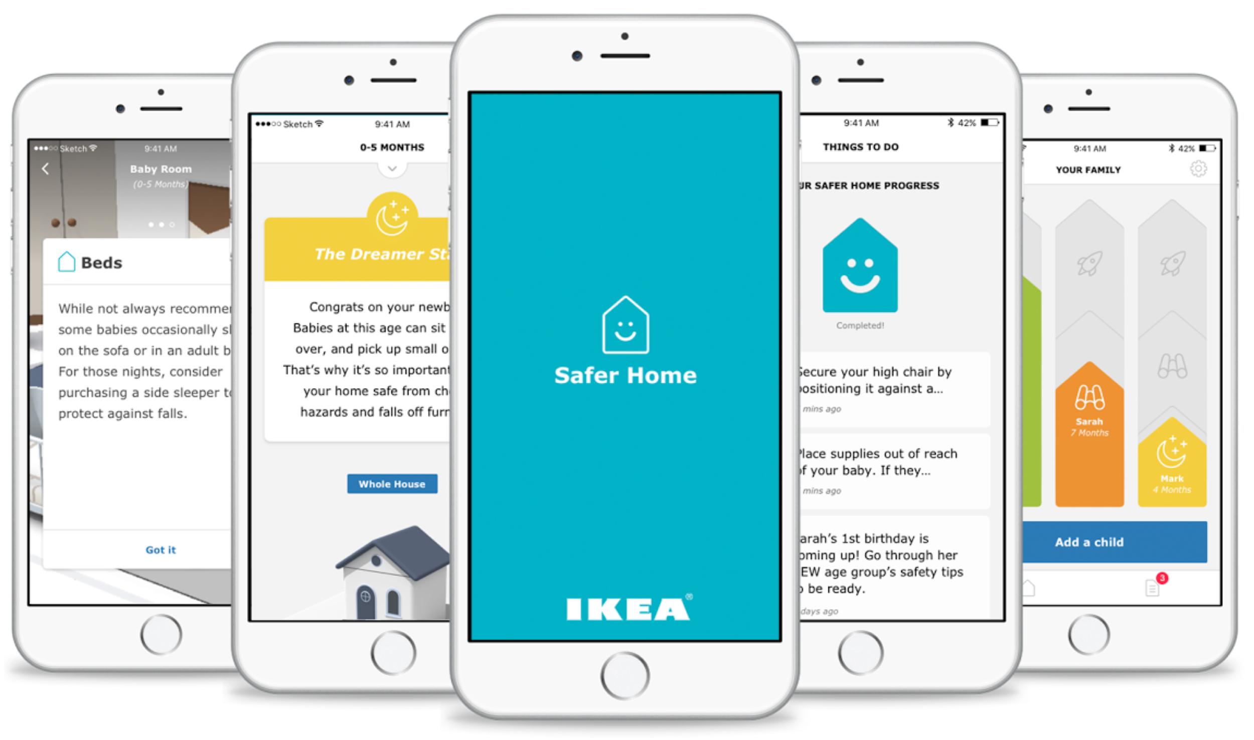 Ikea Safer Home Sebastian Hendra