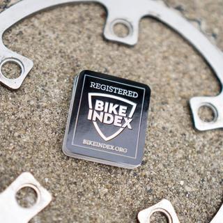 Bike Index Sticker