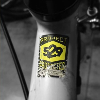 Project 529 Sticker