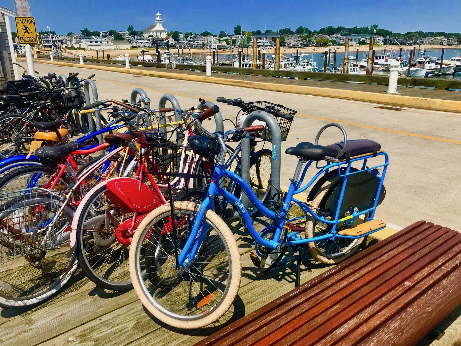 "Provincetown is a ""biker's paradise"" according to WalkScore, and I want to help make your experience riding in town the best it can be."