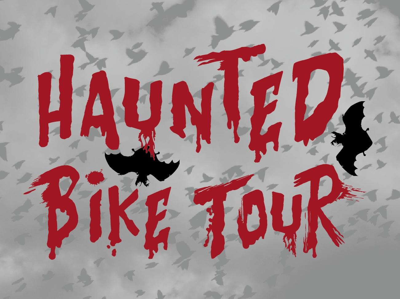 HauntedBike tour - History is stranger than fiction90 minutes, 3 milesMore Details >>