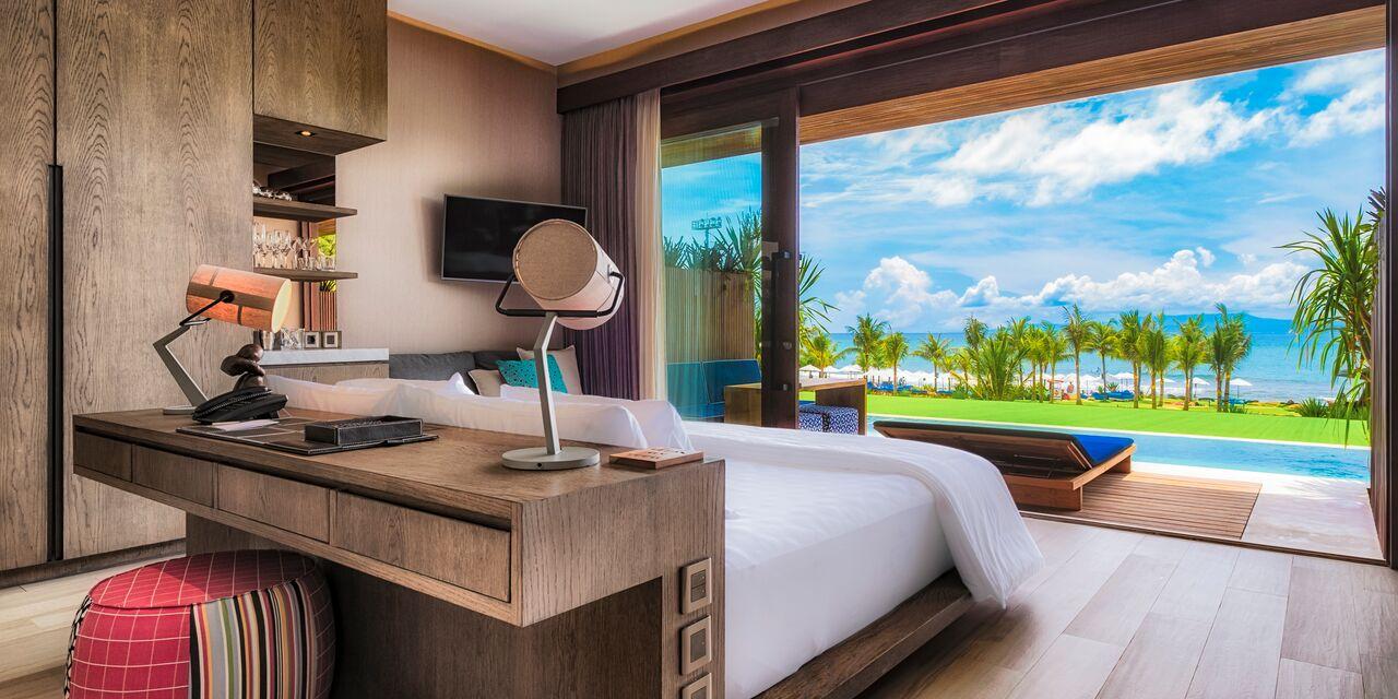 Luxury Beach Front Suites -